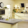 High Gloss Cream Venice Kitchen