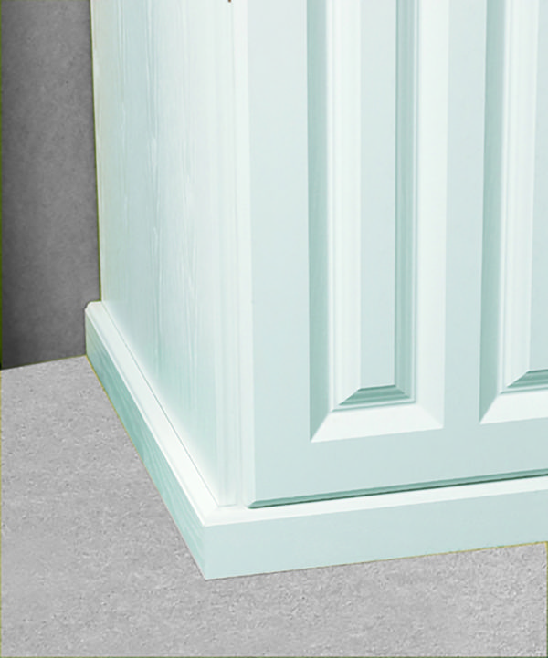 Traditional - PVC'd Profiled Plinth