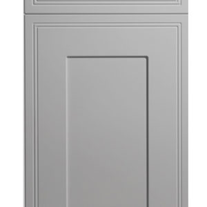 Tullymore High Gloss Light Grey