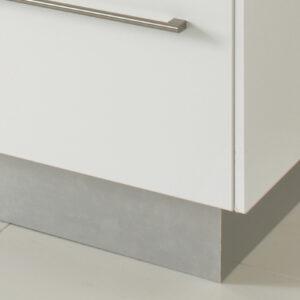 Slab Aluminium Plinth