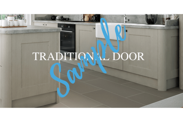 Traditional Door Sample