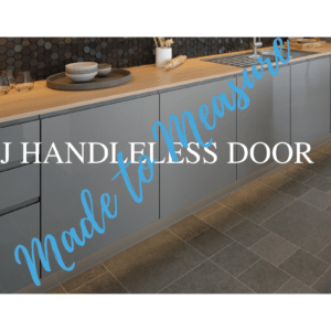 J Handleless Made to Measure