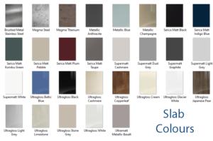 Slab Colours